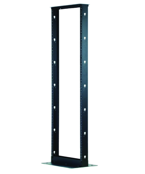 OPEN FLOOR RACKS SPCC BLACK