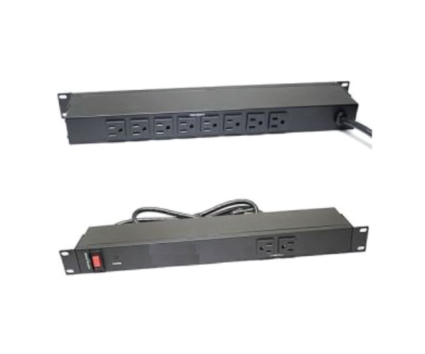 HORIZONTAL POWER STRIPS